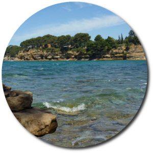 Location saisonnières d'une villa avec piscine à Ceyreste La Ciotat proche des plages