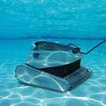 robot auto-nettoyeur pour la piscine