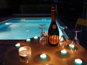 La piscine privée et sécurisée pour le bonheur des petits et des grands