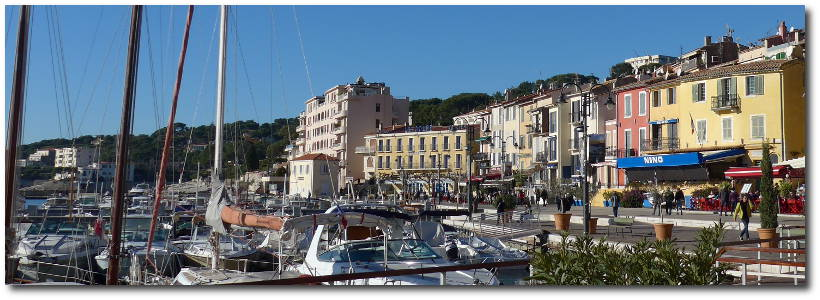 pittoresque village de Cassis