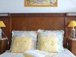 chambre 'mimosa' draps fournis